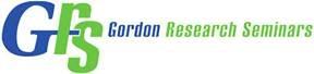 Gordon Research Seminars